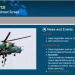 Nigerian Airforce Portal Login For