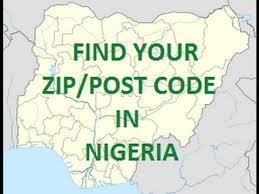 Nigeria Zip code