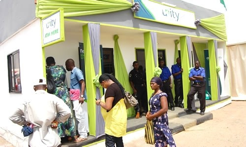 Unity Bank Recruitment