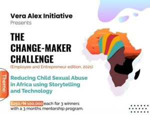 2021 Vera Alex Initiative Grants For Change makers- Apply Now