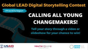Apply Now For 2021 Global LEAD Digital Storytelling Contest