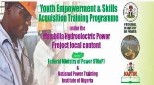 Apply Now For NAPTIN Skill Acquisition Training Programme 2021