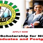 2021/2022 PTDF Scholarship for Undergraduate, Masters and PhD for Students in Nigerian Federal Universities